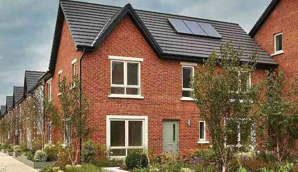 Cairn Homes launched its first residential development at Parkside, Malahide Road, Dublin