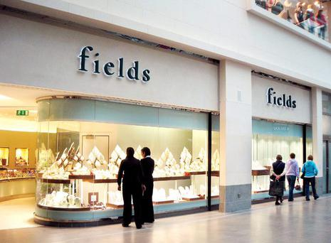 The firm has 14 Irish stores.