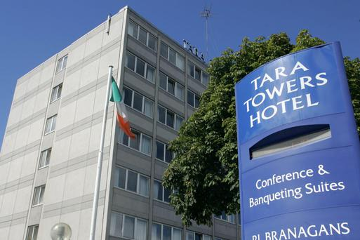 Tara Towers Hotel, Booterstown