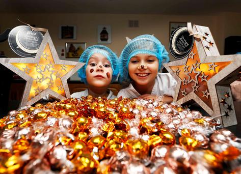 The company and supermarket giant Tesco announced last month that Lir would be supplying a range of Tesco finest chocolates to the retailer's stores in the UK and Ireland to supply demand this Christmas