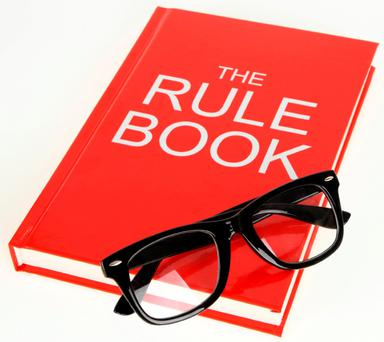 The Central Bank is currently engaged rewriting many elements of the rule book