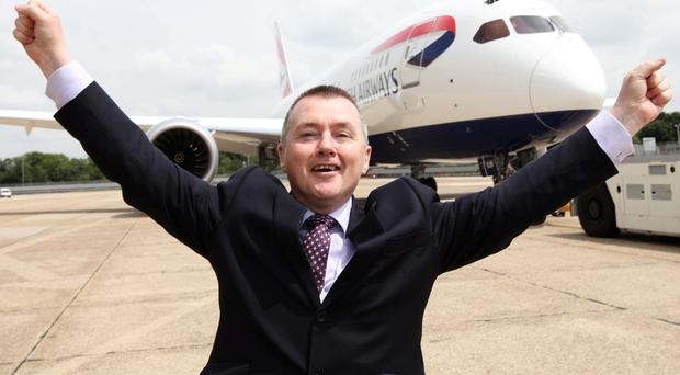 Willie Walsh, CEO of IAG. Photo: PA
