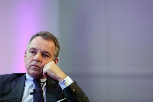 Former Aer Lingus boss Christoph Mueller. Photo: Chris Ratcliffe/Bloomberg