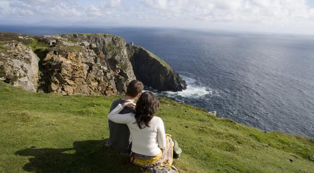 More than eight million people from abroad visited Ireland last year, a record that represents a 14pc increase on the previous year