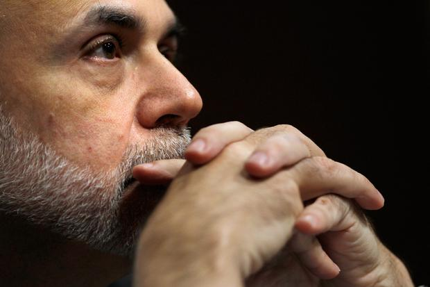 Ben Bernanke was the right man in the right place at the right time