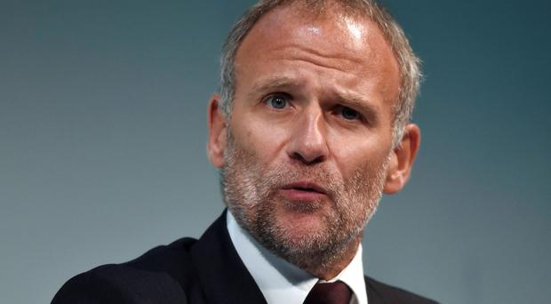 Dave Lewis, Group Chief Executive of Tesco. Photo: Reuters