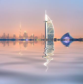 TOP OF THE W0RLD: Dubai will host the biggest World Expo yet in 2020, a six-month exhibition of trade and innovation from around the globe