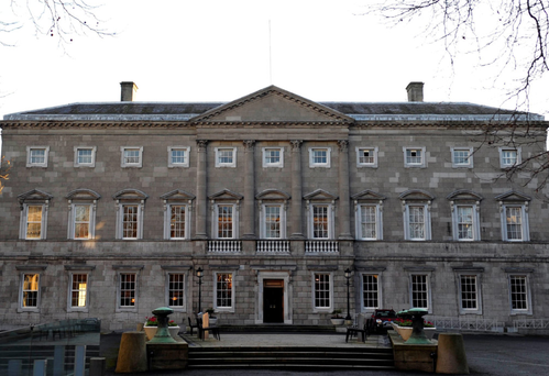Civil servants now have to answer parliamentary questions and appear before Oireachtas Committees Photo: Aidan Crawley/Bloomberg
