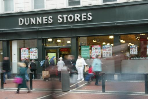 Dunnes is the third-biggest grocery retail chain in the country after SuperValu and Tesco.