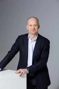 Dubliner Tony Hanway, who's at the helm of Virgin Media in Ireland and TV3