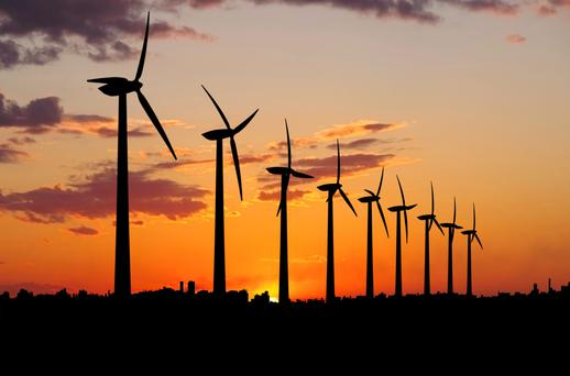 Wind energy company Gaelectric has submitted a planning application and Environmental Impact Assessment for a massive energy storage project in Co Antrim