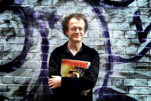 Hotpress owner Niall Stokes. Photo: David Conachy