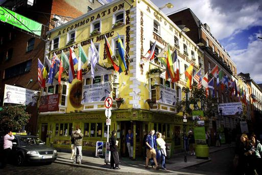Drayton House Holdings operates the well-known Oliver St John Gogarty pub and Blooms Hotel, both in Temple Bar