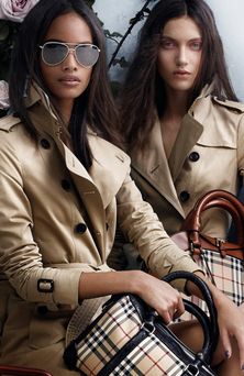 Burberry will start to sell seasonal fashions immediately after they hit the catwalk