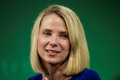 Marissa Mayer, president and chief executive officer at Yahoo! Inc.. Photo: David Paul Morris/Bloomberg