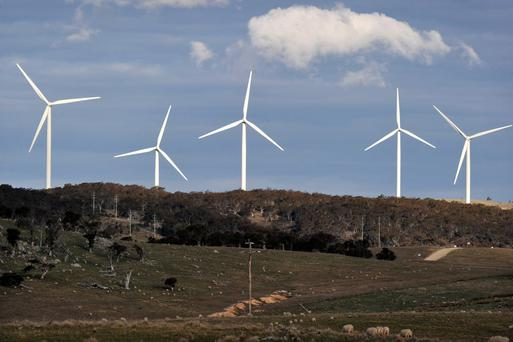 The EWEA said that 2015 was a record year for the installation of both on-shore and off-shore wind turbines in Europe