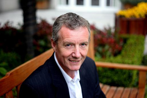 Aidan Heavey, chief executive of Tullow Oil. Photo: Mark Condren