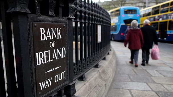 'With the Irish State still owning 99.8pc of AIB, 75pc of Permanent TSB and 14pc of Bank of Ireland, profit growth is essential if the Exchequer is to recover as much as possible of the €64bn it spent bailing out the Irish banks'