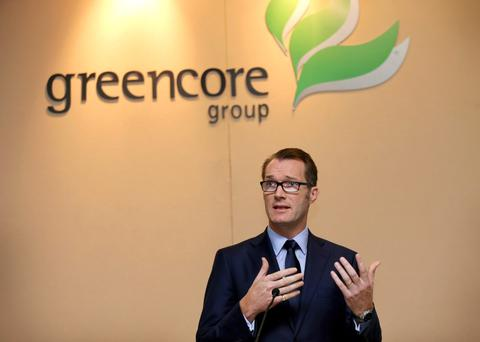 Greencore chief executive Patrick Coveney