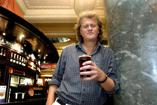 Tim Martin, chairman and founder of JD Wetherspoon
