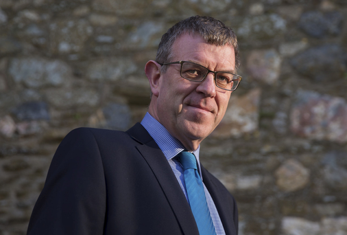 Ger Deering, the new Financial Services Ombudsman. Photo: Patrick Browne