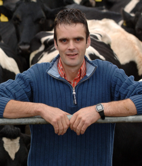IFA presidential candidate Joe Healy Photo: Andrew Downes