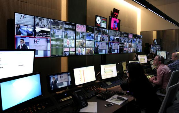 Wireless Group sold off its UTV television arm last year