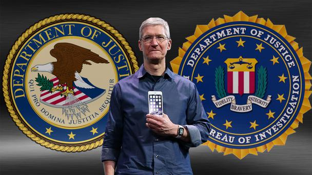 Apple chief executive Tim Cook was locked in a stand-off with the FBI over access to the iPhone operating system. Last week the FBI announced that it had managed to 'work around' the issue