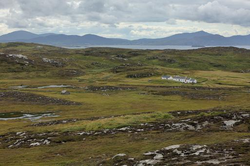 'There is now without doubt a gold-bearing vein system in the Inishowen area of Donegal,' Connemara Mining founder and chairman John Teelin said
