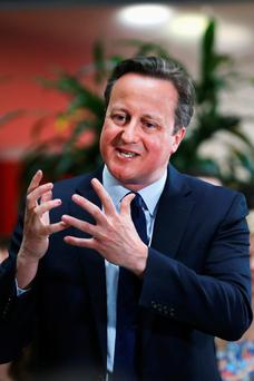 Old Etonian David Cameron ignored many chances to make a full disclosure of his offshore history Photo: PA