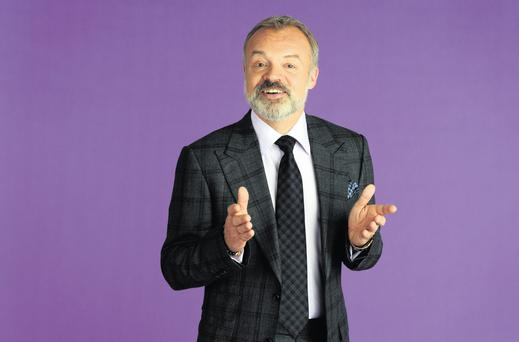 Irish presenter Graham Norton's pay shoots up by 13.5pc