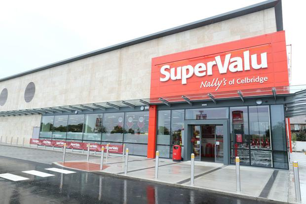 SuperValu had a 24.9pc share of the Irish grocery market in the 12 weeks ended March 27