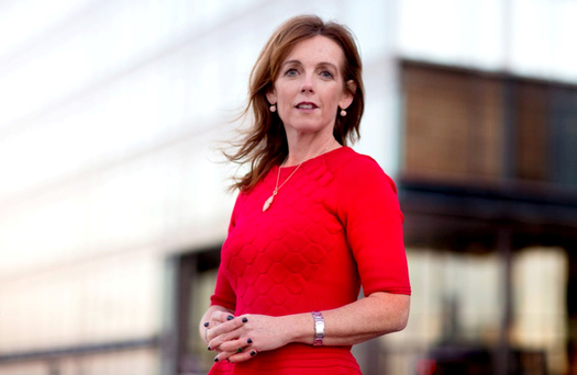 Alison Cowzer, the newest member of RTE's Dragons' Den panel. Photo: David Conachy