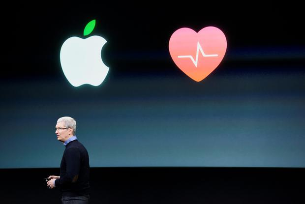 Tim Cook, chief executive officer of Apple. Photo: Bloomberg