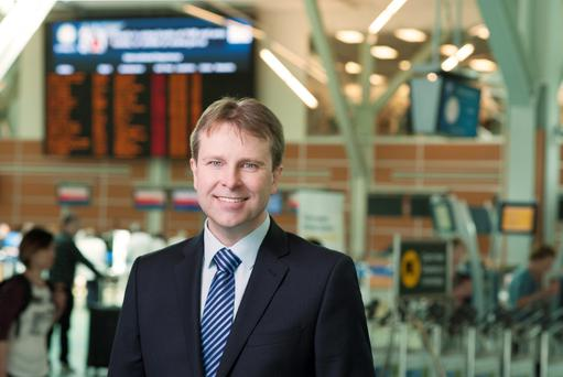 Shannon Group's new CEO, Matthew Thomas, also worked for the same group as his predecessor.