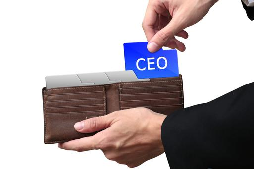 Chief executives earning over 200 times the average pay of employees in the company they run have to ask some serious questions