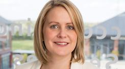 Sinead Doherty: founder and chief executive of Fenero