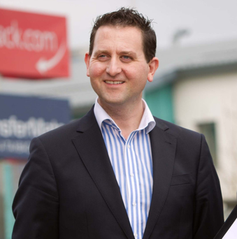 Entrepreneur Terry Clune founded Taxback