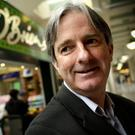 Brody Sweeney set up Camile after his O'Brien's Sandwich business went into liquidation in 2009