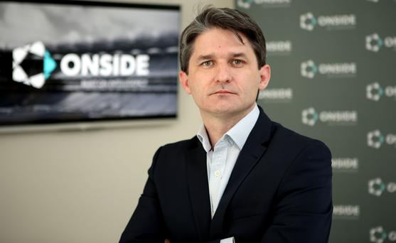 John Trainor says sponsors are moving away from being the biggest, to being the best. Photo: Sunday Business