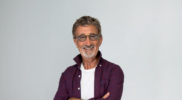 'If you make a profit, it's good to reinvest it,' says Top Gear's Eddie Jordan. Photo: BBC World Wide