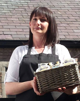 Joanne Davey's nutritional food range benefited from the SuperValu Food Academy programme
