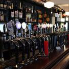 The Brew Dock bar in Dublin, which is part of the Galway Bay Brewery chain