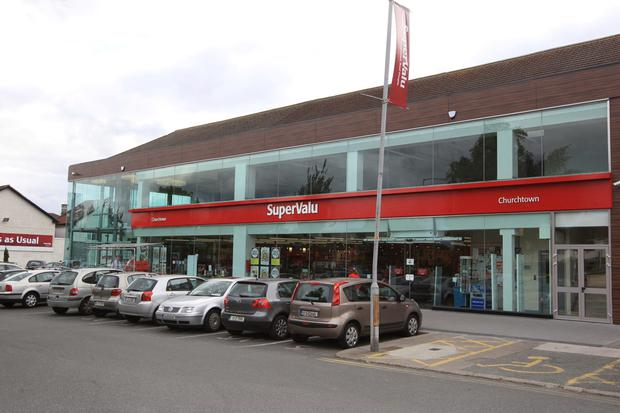 SuperValu store in South Dublin