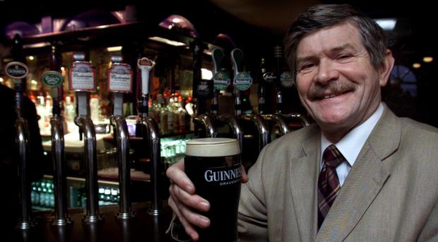 Pub supremo Louis Fitzgerald bought the Stag's Head for €5.8m