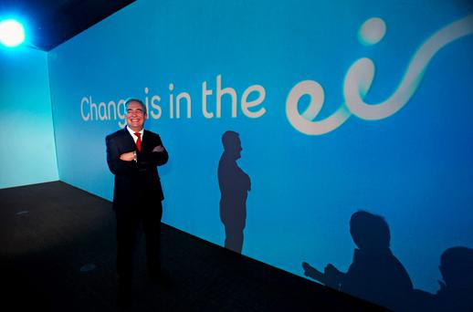 Eir boss Richard Moat