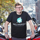 Oliver Dewhurst, Deliveroo general manager, Ireland