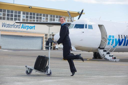 VLM Airlines has pulled out of Waterford