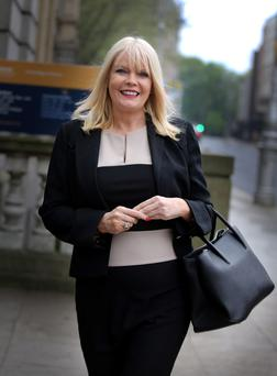 Minister Mary Mitchell O'Connor