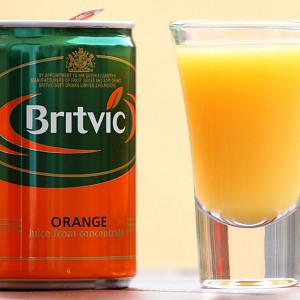 Britvic produces cordials, carbonated soft drinks and water. Photo: PA